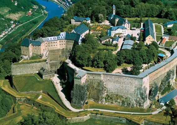 Festung-Koenigstein