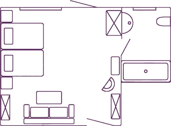 Zimmer C Komfort