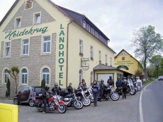 heidekrug-Motorradtruppe