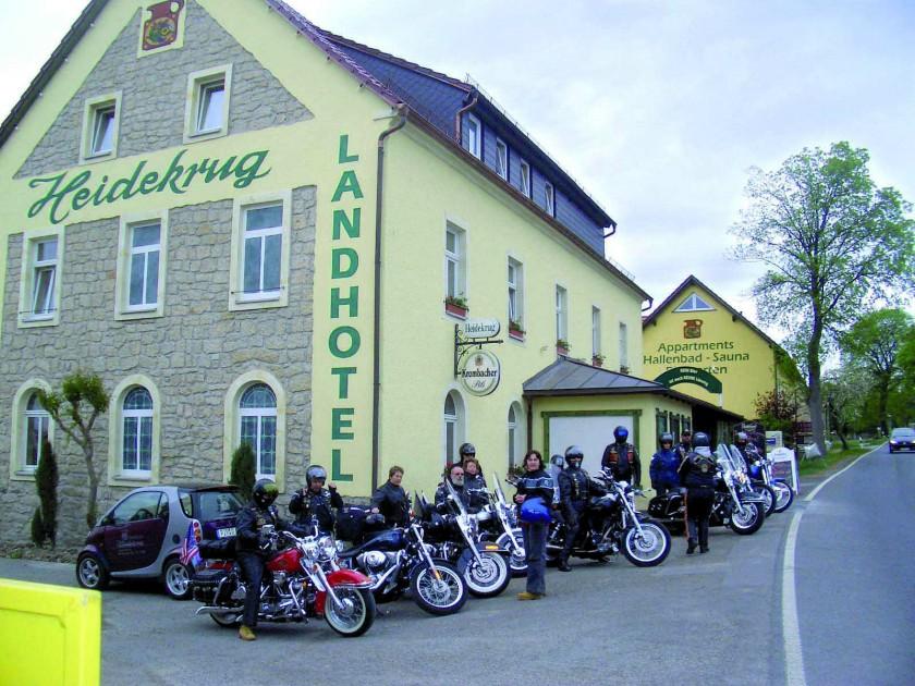 Heidekrug Motorradtruppe